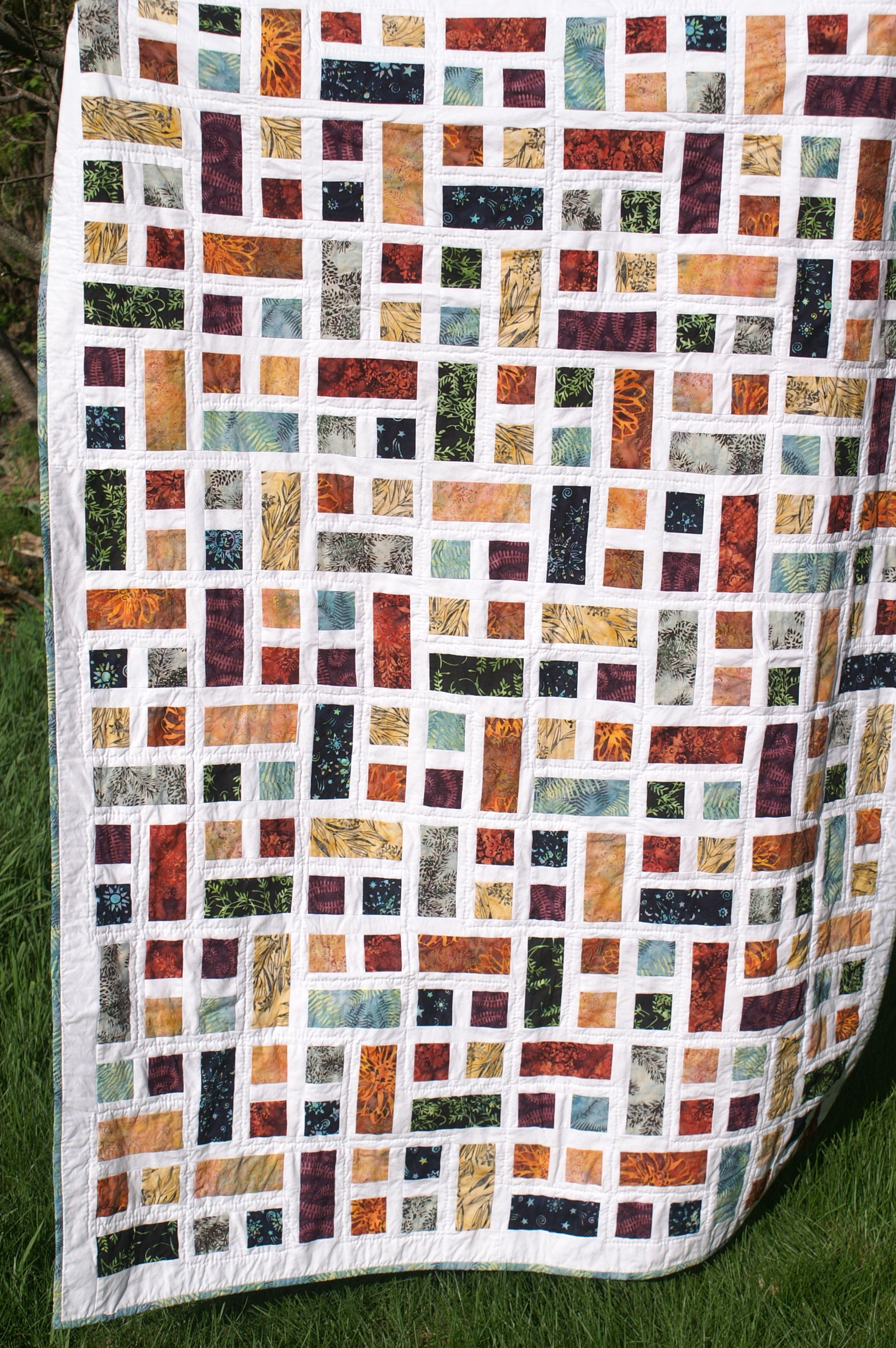 Quilts Greens And Jeans