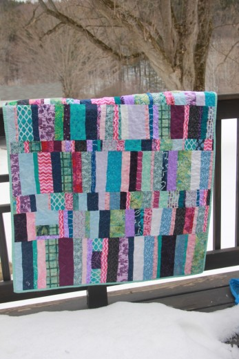 candy quilt - 1