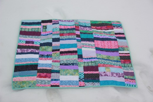 candy quilt - 2
